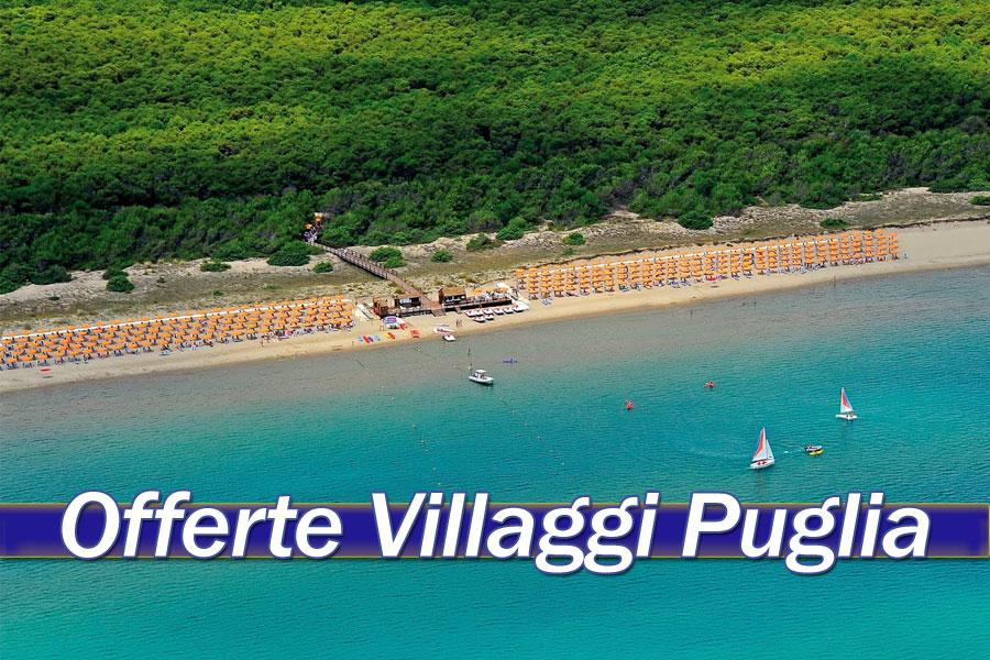 Offerte Villaggi Turistici Puglia