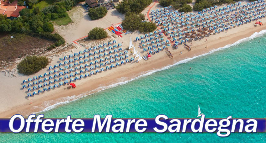 Offerte Villaggi Turistici Sardegna | Mare Estate 2018 ...