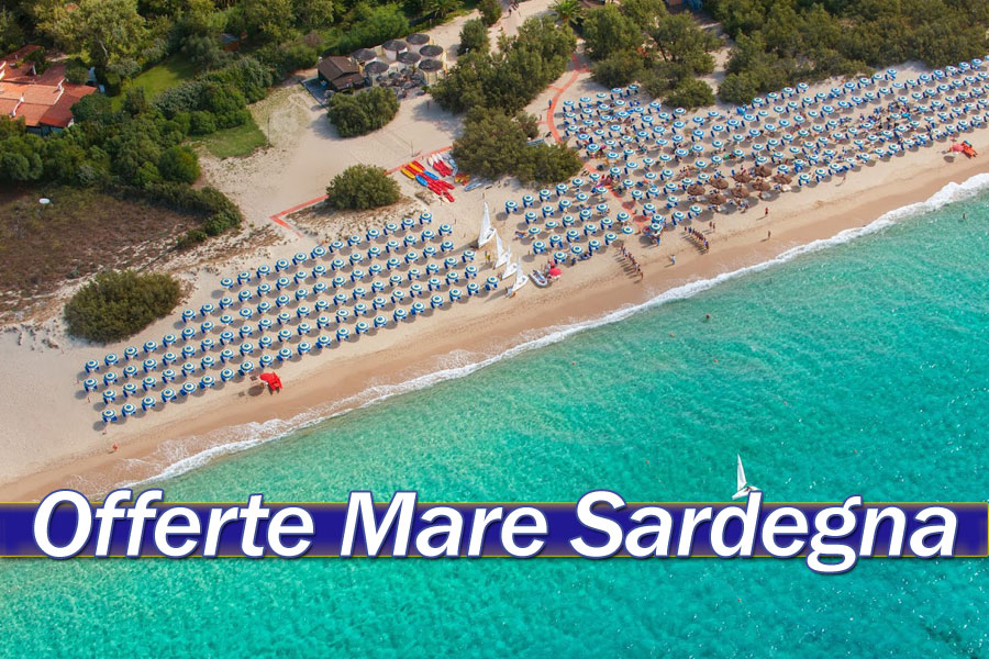 Offerte Villaggi Turistici Sardegna