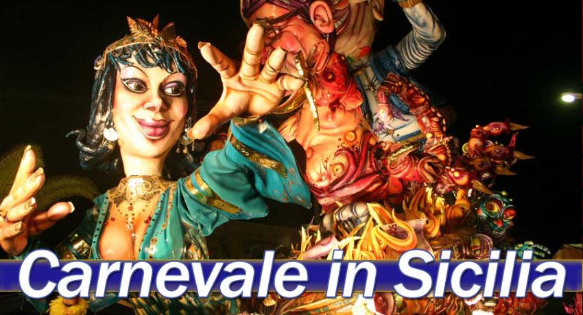 Offerte Carnevale Sicilia