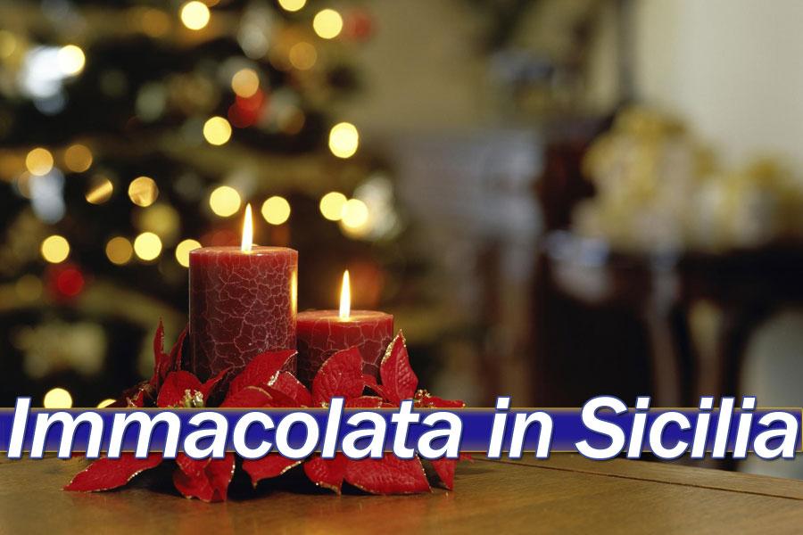 Offerte Immacolata Sicilia
