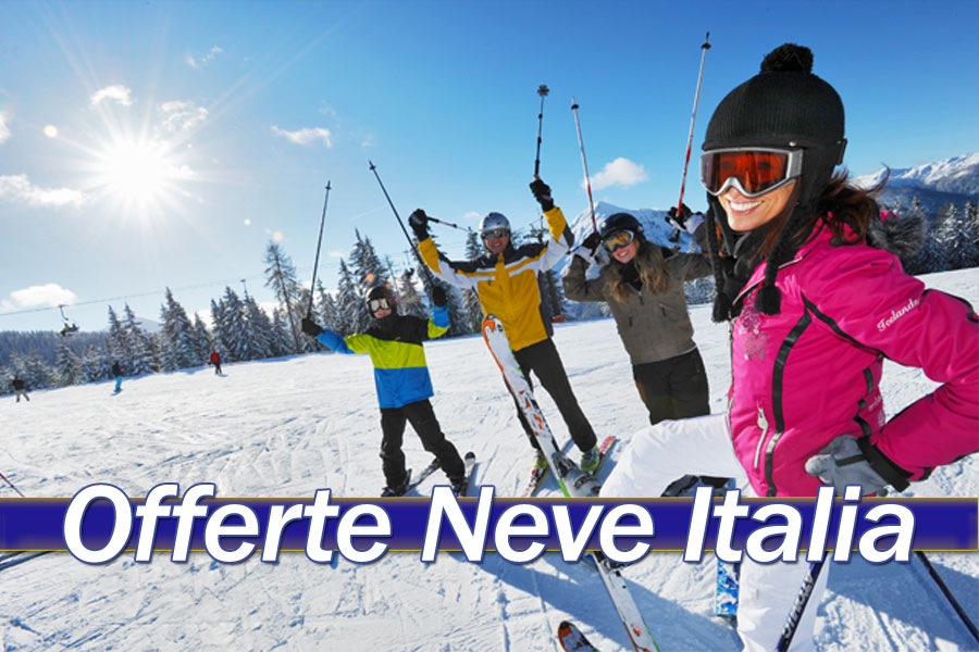 Offerte Neve Italia