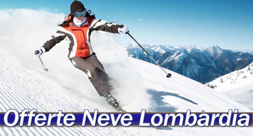 Offerte Neve Lombardia