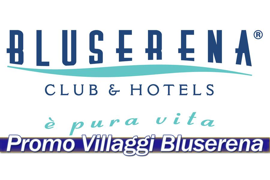 Offerte Villaggi Bluserena