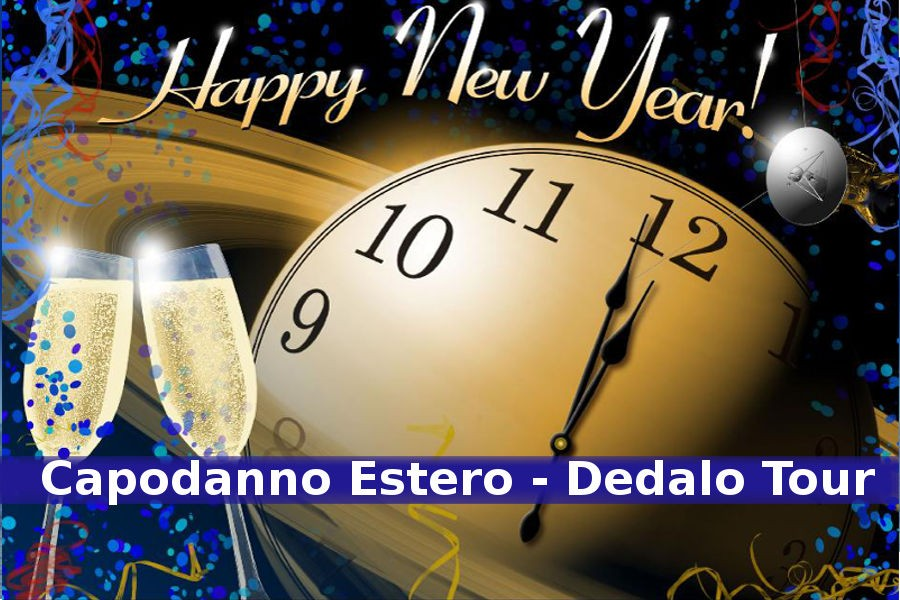 Offerte Capodanno Estero 2019 | Volo + Soggiorno | Vacanze ...