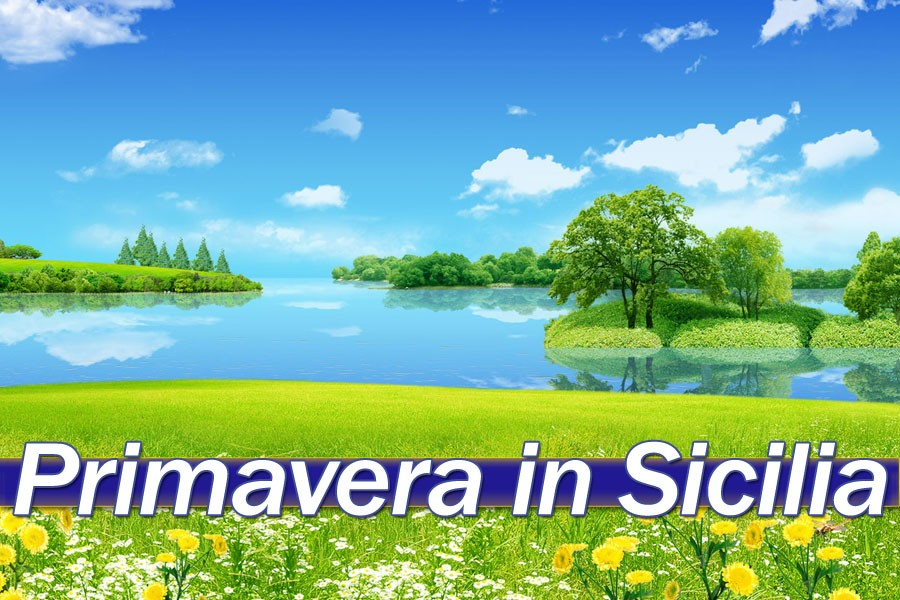 Offerte Ponti di Primavera Sicilia 2018: 25 Aprile - 1 Maggio - 2 Giugno